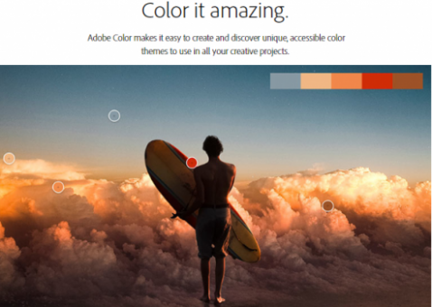 man in ocean with boat front page color it amazing
